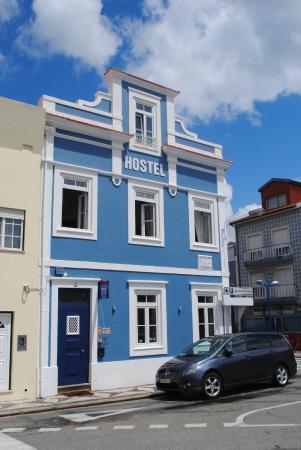 Aveiro-Rossio-Hostel