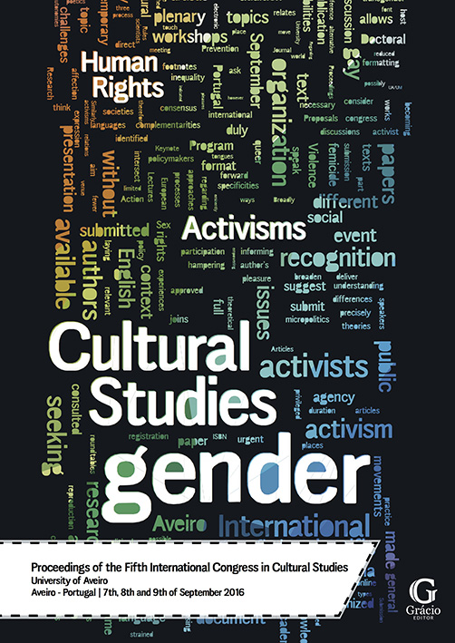 Proceedings - Fifth International Congress on Cultural Studies – Gender, Human Rights and Activisms