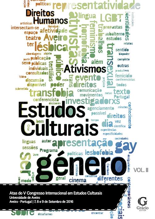 Atas - V Congresso Internacional em Estudos Culturais – Género, Direitos Humanos e Ativismos v. 2